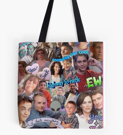 Malcolm In The Middle  Tote Bag