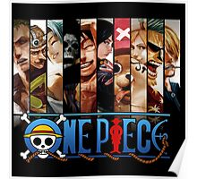 One Piece - Characters 000 Poster