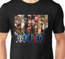 One Piece - Characters 000 Unisex T-Shirt