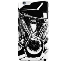 Motorcycle Engine iPhone Case/Skin