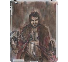 Wolf Of The Seas iPad Case/Skin