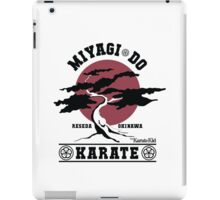 Karate Kid - Miyagi Do iPad Case/Skin