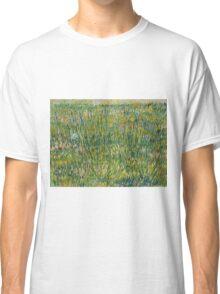Vincent Van Gogh - Patch of grass Classic T-Shirt
