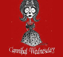 Cannibal Wednesday by opheliathecat