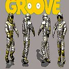 space groove.. by Chris Goodwin