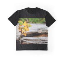 Beginnings of Fall Graphic T-Shirt