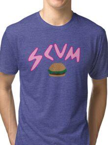 Scum - Inspired by Rat Boy Tri-blend T-Shirt