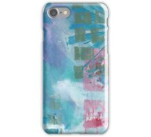 Be Blue iPhone Case/Skin