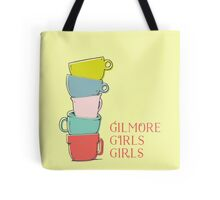 Gilmore girls-coffee Tote Bag