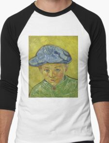 Vincent Van Gogh - Portrait of Camille Roulin, November 1888 - December 1888 T-Shirt