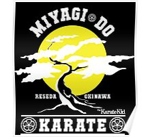 Karate Kid - Mr Miyagi Do Reverse Variant Poster