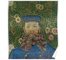 Vincent Van Gogh - Portrait of Joseph Roulin, 1889 Poster