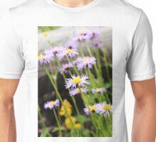 Wild Purple Unisex T-Shirt