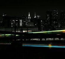 New York City Scape by TheMrZ
