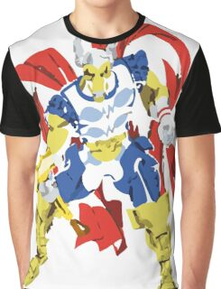 Beta Ray Bill Graphic T-Shirt