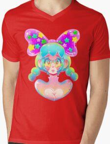 Starbow Mens V-Neck T-Shirt