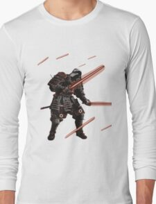 Sith Samurai Long Sleeve T-Shirt