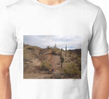 Desert Dirt Bike Unisex T-Shirt