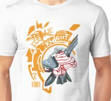 Rogue knight Minimal Unisex T-Shirt