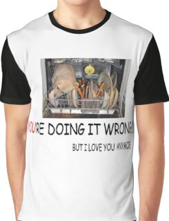 wrong1 Graphic T-Shirt