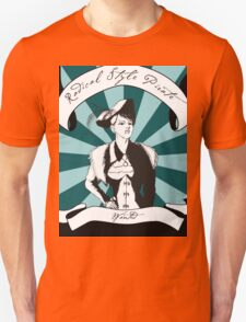Radical Style Pirate Steampunk Unisex T-Shirt