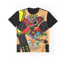 Notorious tattoos with belt Graphic T-Shirt