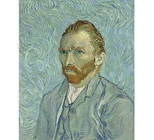 Vincent Van Gogh - Self-Portrait 2, 1889 Photographic Print