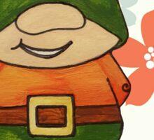 Gnome Mischief (Sneaky) Sticker