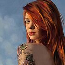 Stare by Chelsea Kerwath