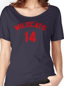 High School Musical: Wildcats Red Women's Relaxed Fit T-Shirt