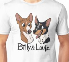 Billy and Louie - Custom Unisex T-Shirt