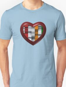 Colorful love T-Shirt