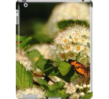 Nectaring Pearl Crescents iPad Case/Skin