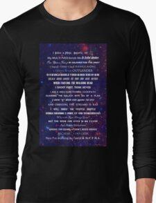 I Do Geek Long Sleeve T-Shirt
