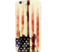 American Guitar Gibson iPhone Case/Skin