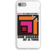 One Square iPhone Case/Skin