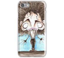 Edward Scissors hands iPhone Case/Skin