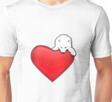 Samoyed's Heart Unisex T-Shirt