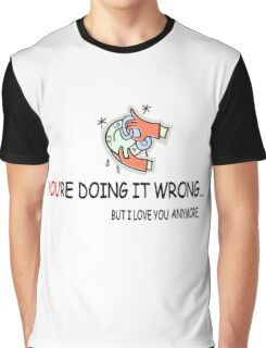 wrong 2 Graphic T-Shirt