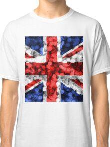 UK British Flag / Union Jack Classic T-Shirt