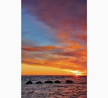 Brora Sunrise with The Five Sisters  Unisex T-Shirt