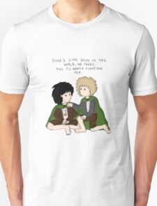 """""""There's some good in this world"""" T-Shirt"""