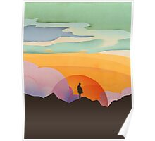 I Like to Watch the Sun Come Up Poster