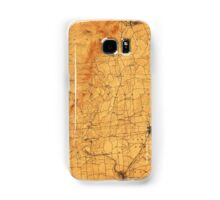 New York NY Saratoga 148432 1902 62500 Samsung Galaxy Case/Skin