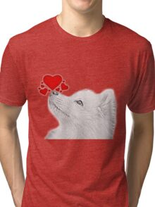 I smell Love in here Tri-blend T-Shirt