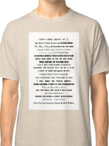 I Do Geek - Version 2 Classic T-Shirt