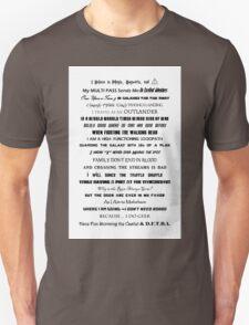I Do Geek - Version 2 Unisex T-Shirt