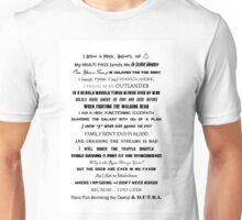I Do Geek - Version 2 Unisex T-Shirt