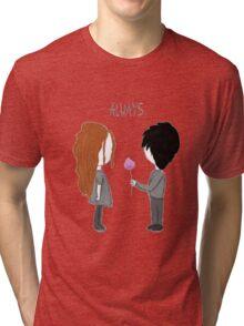 """Always."" Tri-blend T-Shirt"