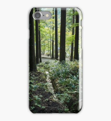 In Korankei Valley#1 iPhone Case/Skin